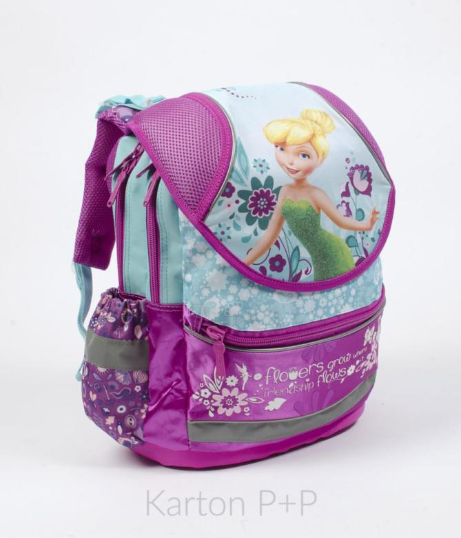 Školní batoh PLUS Fairies  dfda1e5a52