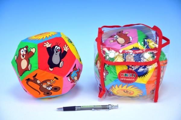 Krtek - textilní míč nezobra