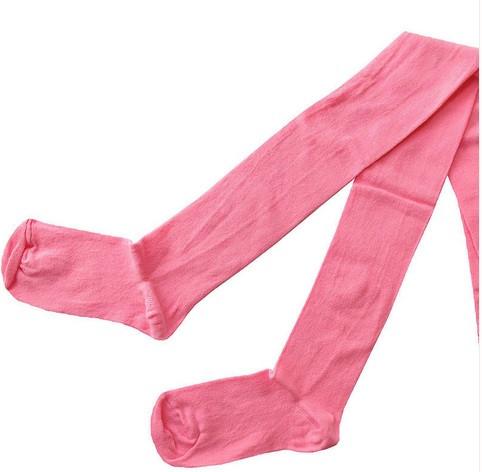 Dětské punčocháče Design Socks vel. 1 (12 - 24 měs) RŮŽOVÉ