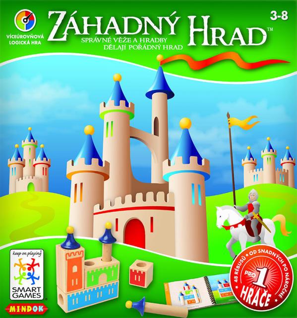 Smart Games Mindok Záhadný hrad
