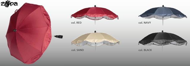 Slunečník ke kočárku s UV filtrem Zopa Design