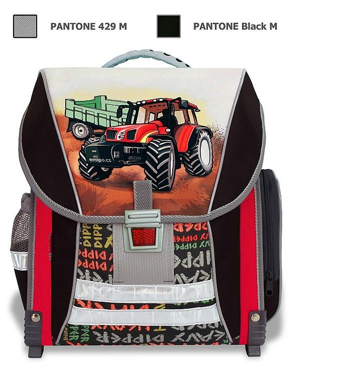 Školní batoh Traktor Emipo