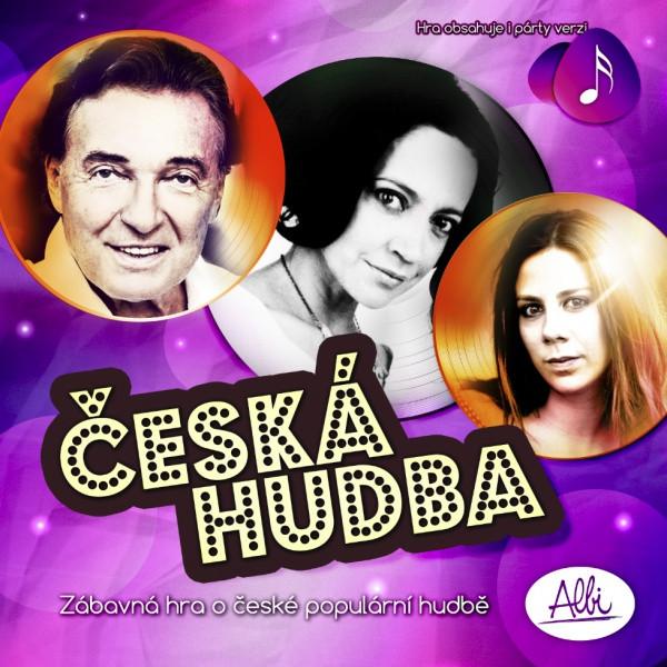 Albi - Česká hudba - kvízová hra