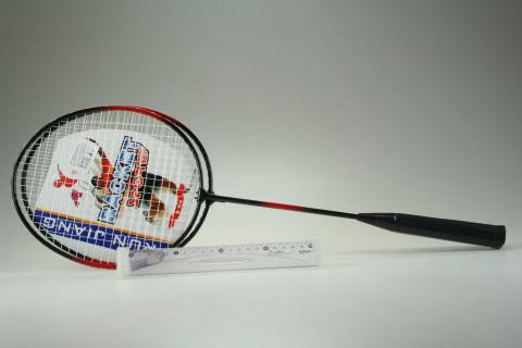 Badminton rakety