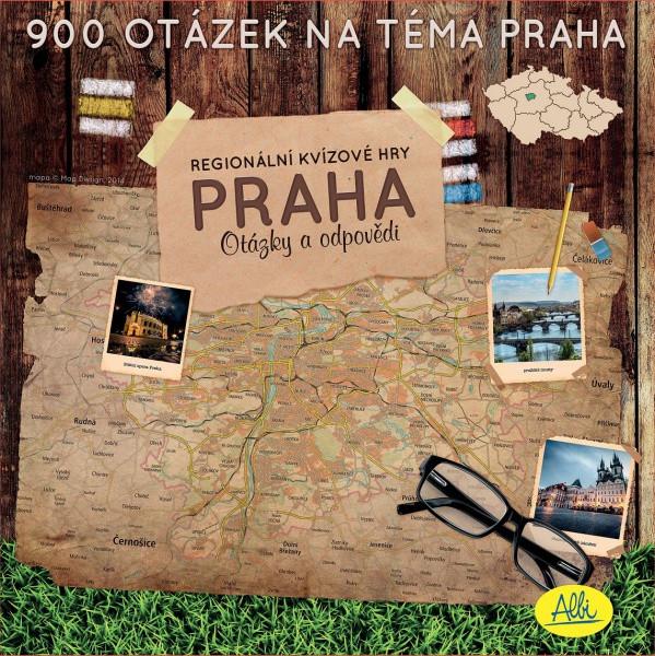 Albi - Regionální kvízy Praha