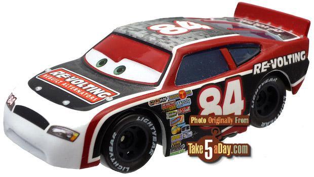 Cars2 auta W1938 Mattel DAVEY APEX