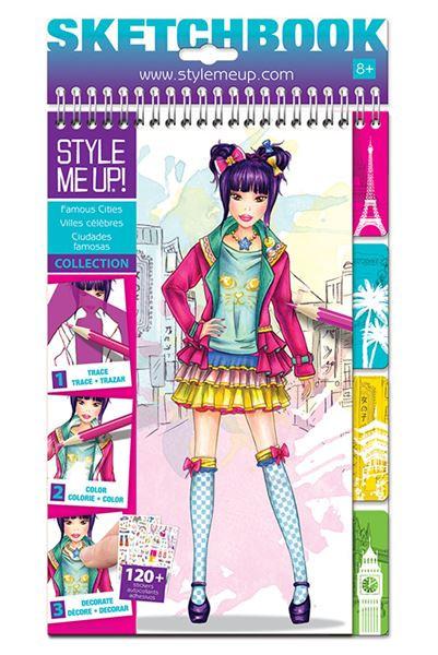 Style Me Up - Města - Návrhářské portfolio