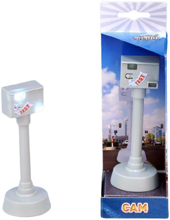 Rychlostní radar 12cm na baterie se zvukem se světlem