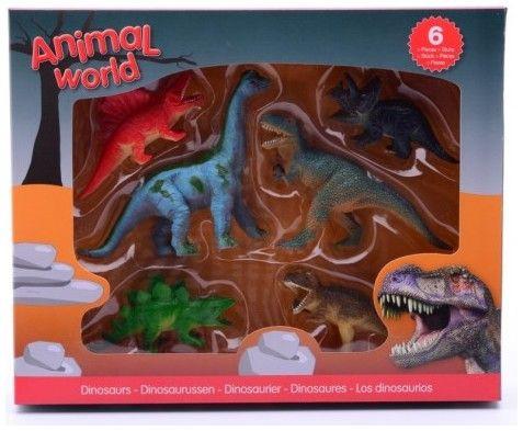 Dinosauři v boxu