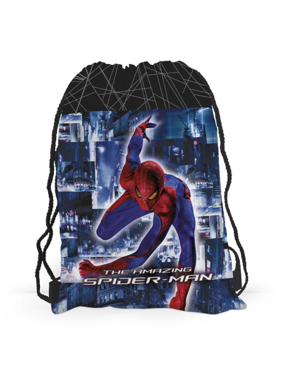 Sáček (nejen) na cvičky Spiderman 2014