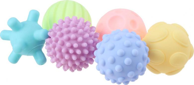 Stimulační balónky pro nejmenší