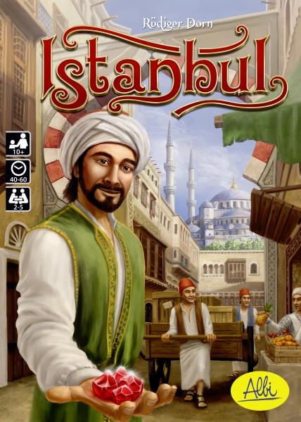 Albi - Istanbul - strategická hra