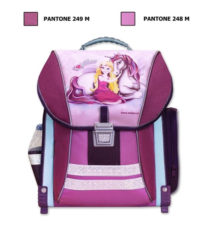 Školní batoh Pegas Emipo
