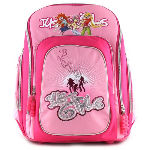532ec5862df Školní batoh Cherry Cool - Just Girls - tři holky I.