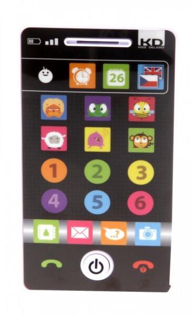 Můj smartphone - česko-anglický Alltoys nezo