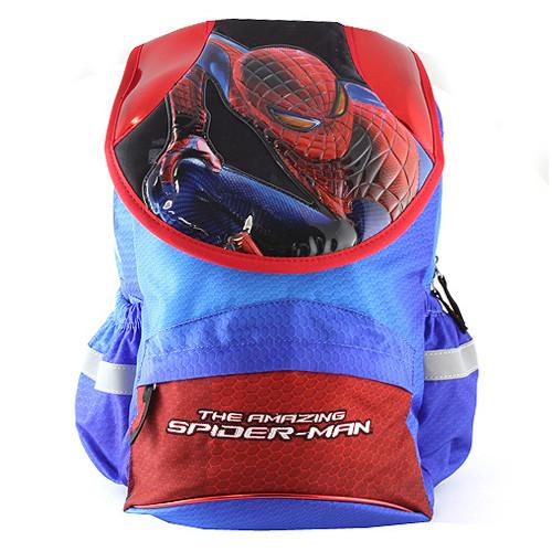 Školní batoh Spiderman - Červeno-modrý