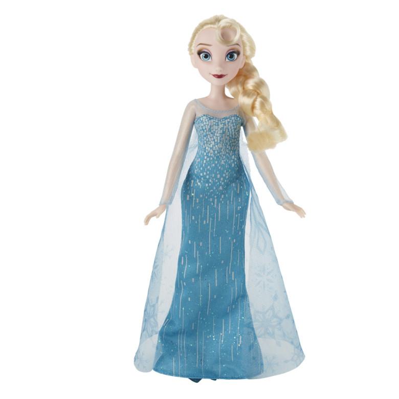 Frozen klasická panenka - Elsa