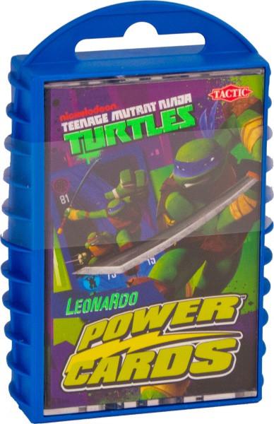 Albi - Želvy Leonardo karty - Želvy Ninja nezobra