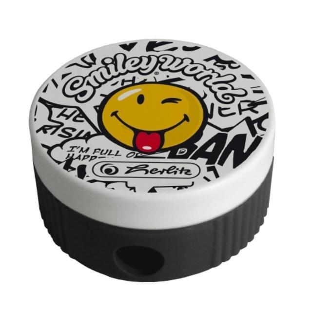 Ořezávátko Smiley World - Scribble