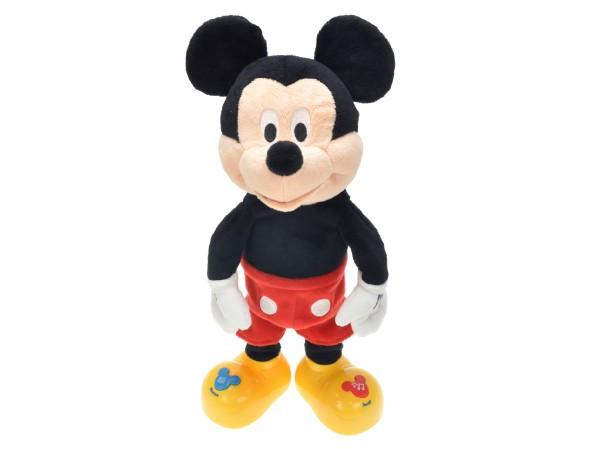 Mickey Mouse plyšový 37 cm se zvukem