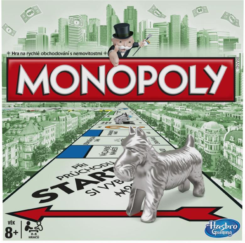 Hasbro MONOPOLY Standart