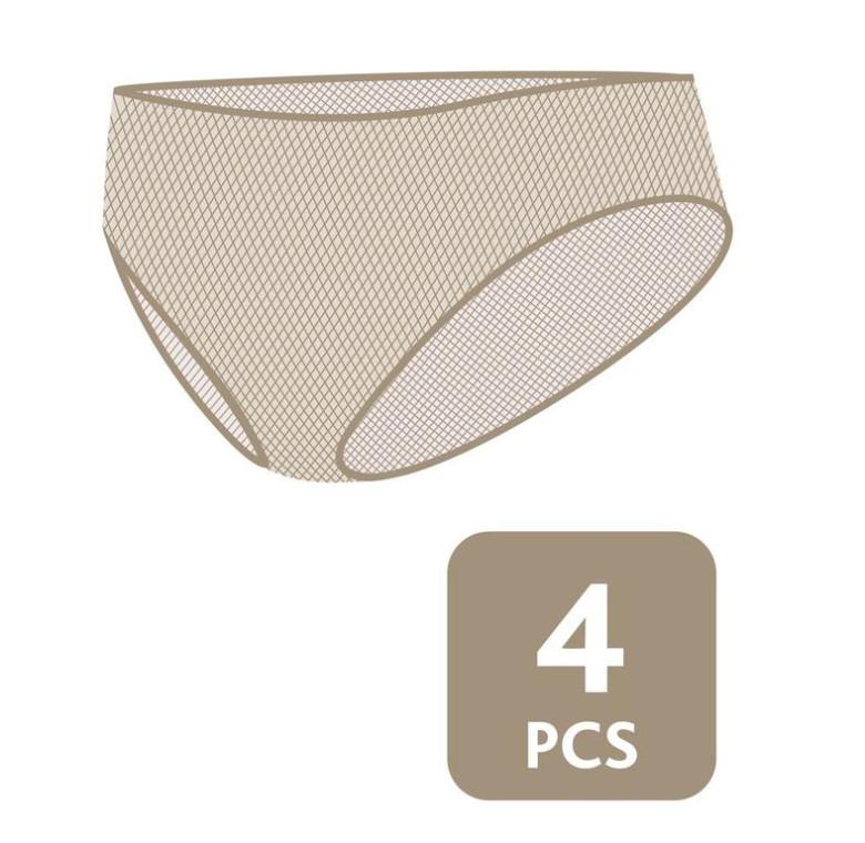 CHICCO Jednorázové kalhotky po porodu, 4 ks