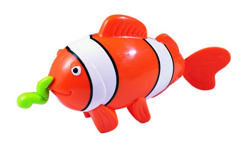 Hračka do koupele - ryba Tigex