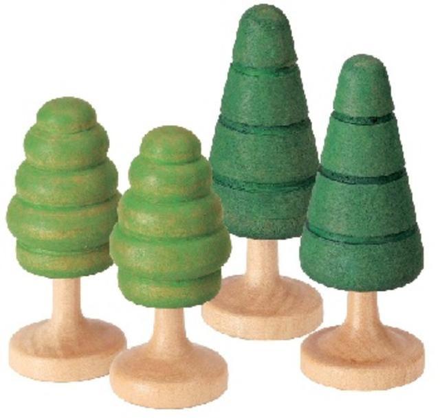 Maxim stromy (kulaté) 4 ks
