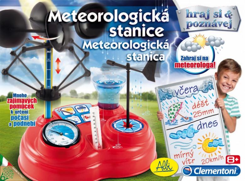 Albi - Meteorologická stanice