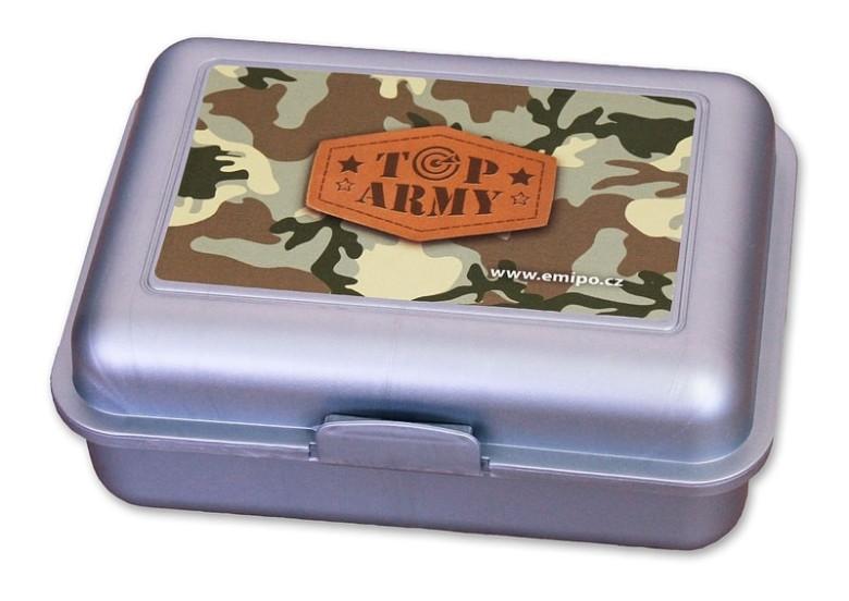 Box na svačinu Top Army Emipo