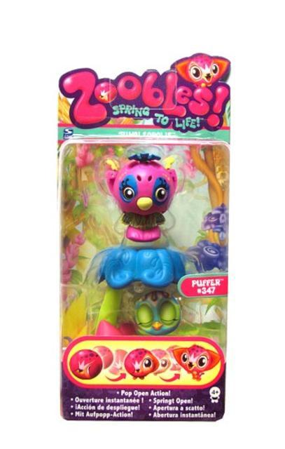 Zoobles Základní sada Puffer