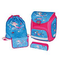 Školní taška set Herlitz Sporti mořská panna
