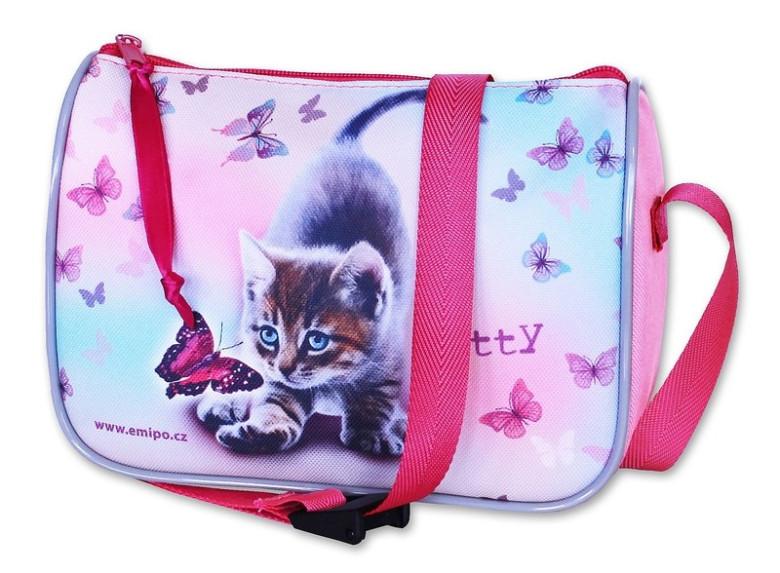 Dívčí kabelka Kitty Emipo