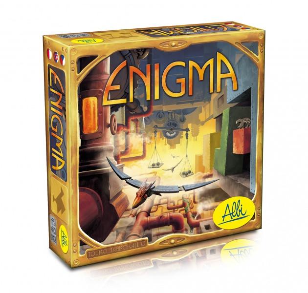 Albi - Enigma - rodinná hra