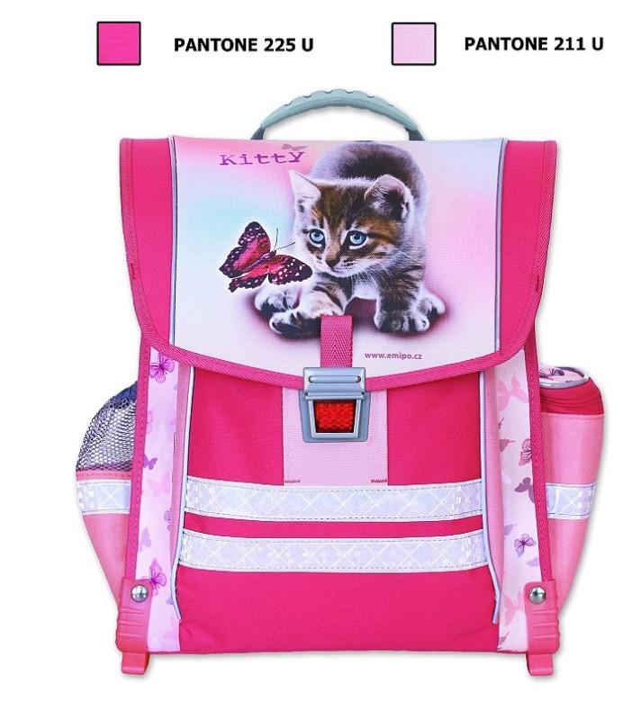 Školní aktovka Kitty Emipo