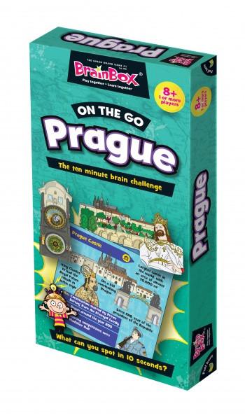 Albi - Brainbox Prague On the Go