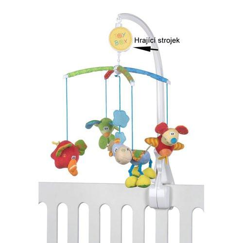 Playgro Kolotoč nad postýlku Toy Box