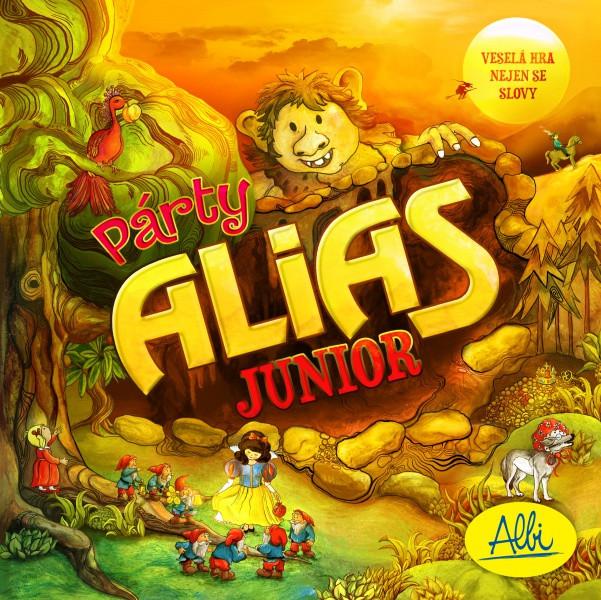 Albi - Párty Alias Junior