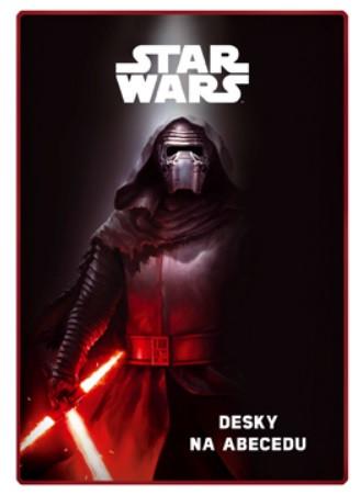 Desky na abecedu Star Wars