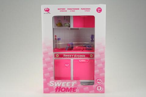 Moderní kuchyně dřez baterie