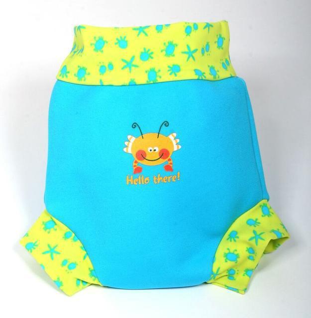 Plavky Happy Nappy - krabík VEL. S  b5ae45e05b