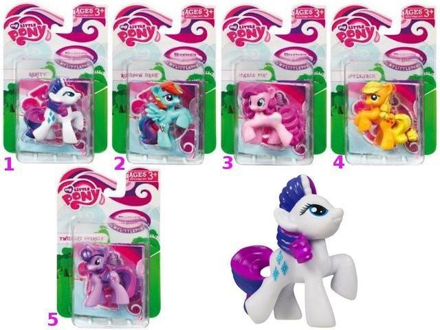 My Little Pony Sběratelská kolekce malých poníků