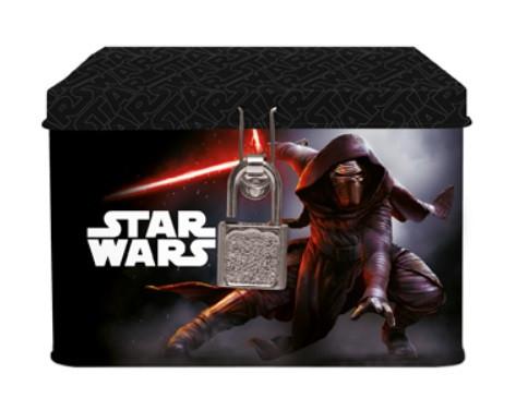 Plechová pokladnička Star Wars