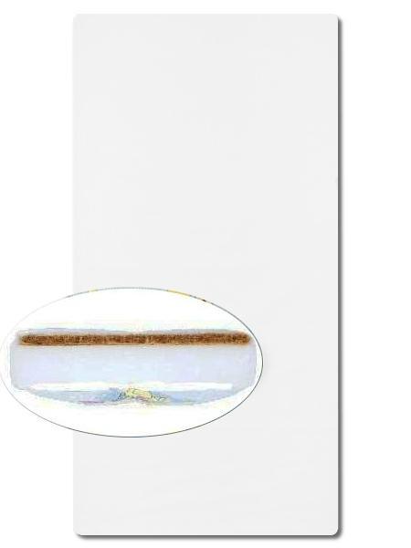 Matrace molitan-kokos 140 x 70 x 6 cm