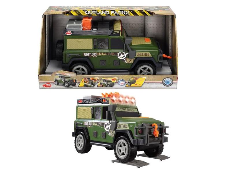 Outland Patrol vojenský 34 cm