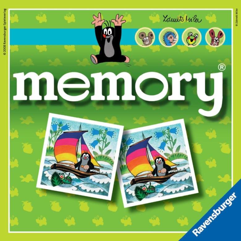 pexeso Memory Krtek