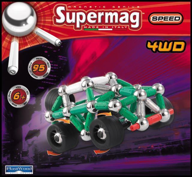 Supermag 4WD 95d