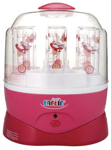 Sterilizátor s automatickým vysoušením Farlin nezobra