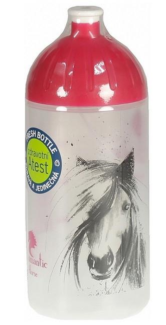 Láhev na pití FRESH Junior kůň