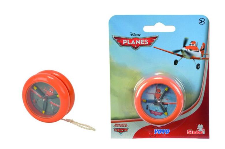 Jojo - Planes Jo-jo s vrtulí